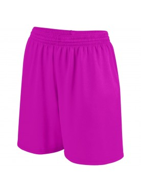 AUGUSTA SPORTSWEAR WOMENS SHOCKWAVE SHORTS