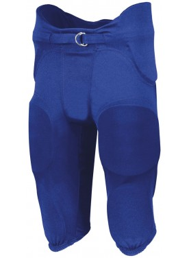 RUSSELL MEN INTEGRATED 7-PIECE PAD PANT