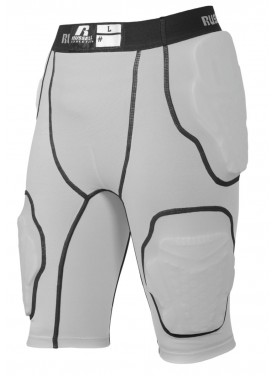 RUSSELL MEN 5-POCKET INTEGRATED GIRDLE