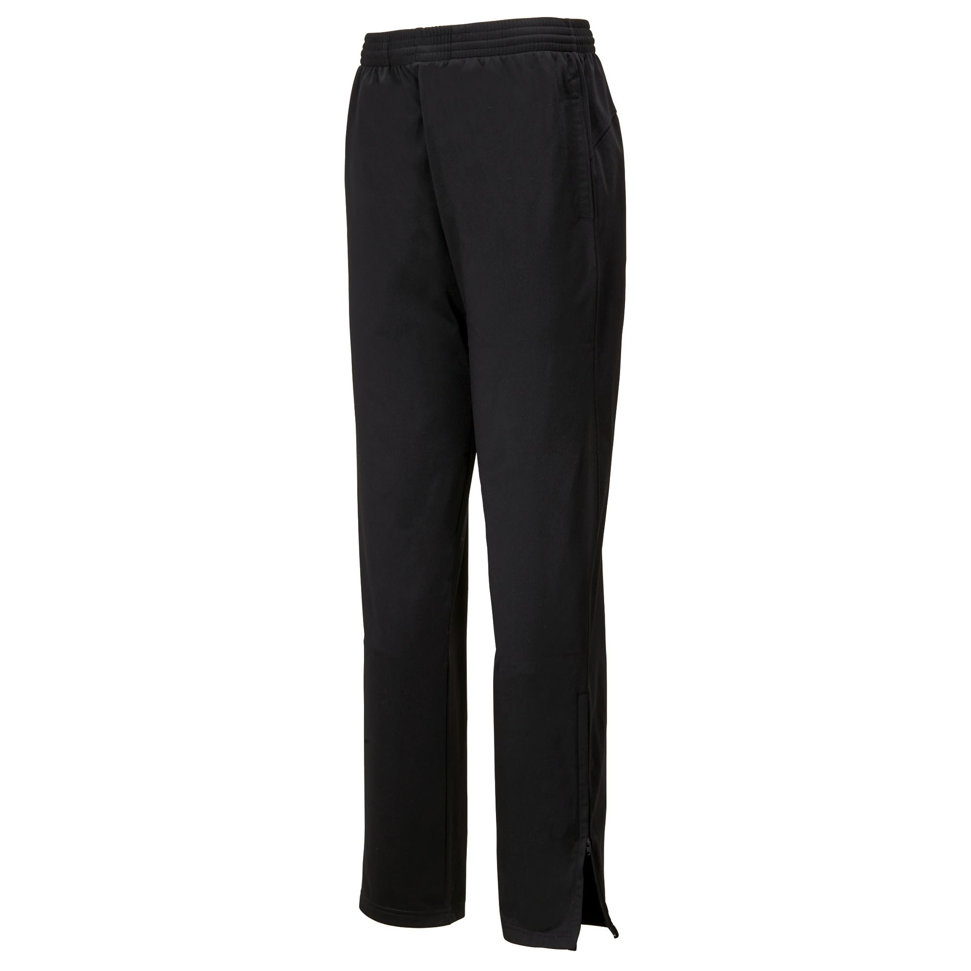 Augusta Activewear Mens Solid Brushed Tricot Pant