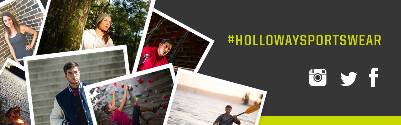 Holloway Sportswear Brand Ambassador Program