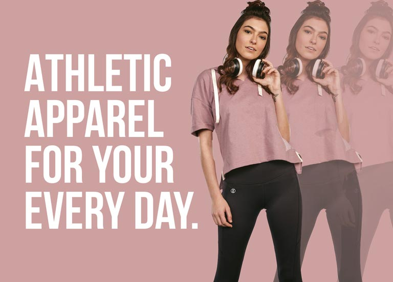 Athletic Apparel for Everyday Wear